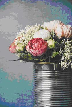 Netradiční váza