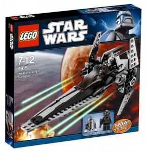 Lego Star Wars - Hvězdná stíhačka V-Wing Impéria